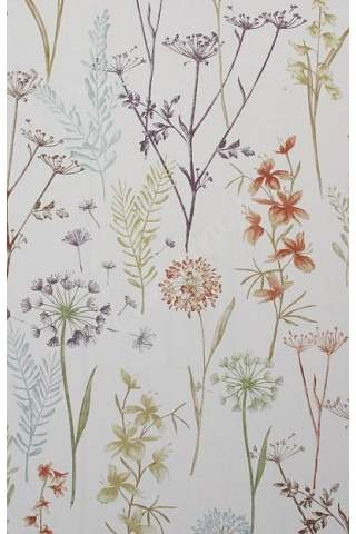 Wildblumen terrakotta