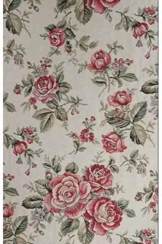 Gobelin Englische Rose