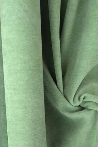Samt Velours hellgrün
