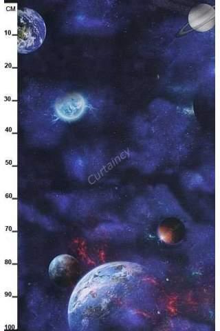Universum, Planeten