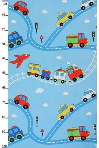 Autos Züge und Flugzeuge
