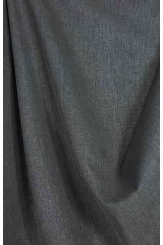Drape grau anthrazit - leichter Samtlook