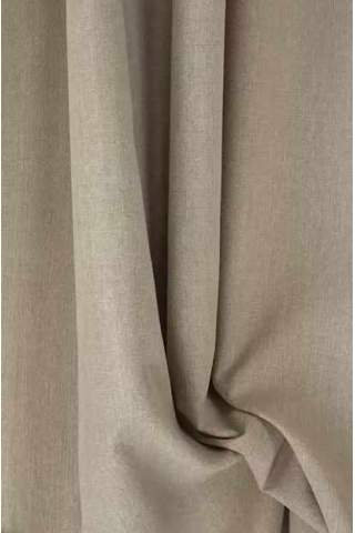 Drape warm beige - leichter Samtlook