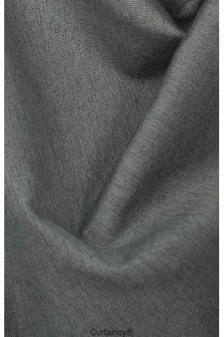 Doppelseitige 100% lichtdichte grau, anthrazit