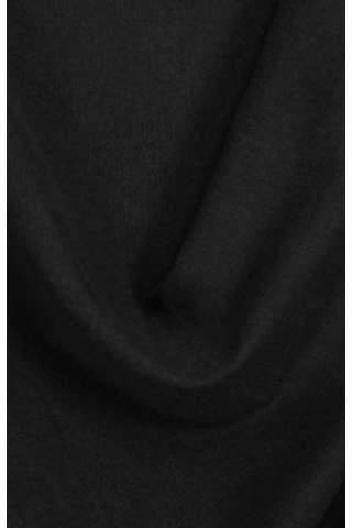 Drape schwarz - leichter Samtlook