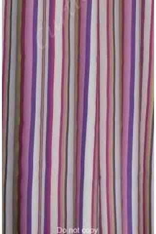 Streifen rosa, lila lime