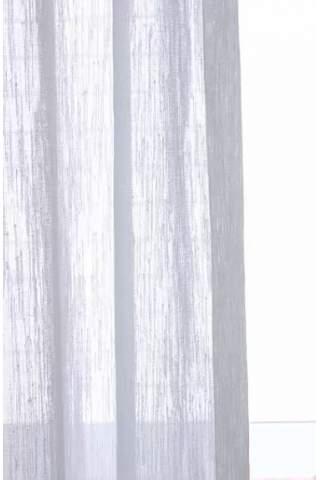 Transparent off weiß