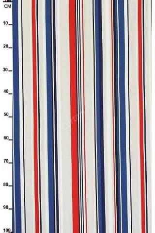 Rote blaue Streifen